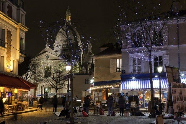 Погода на Новый год в Париже