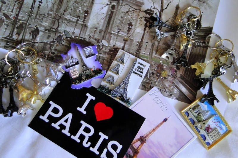 Что привезти из Парижа?