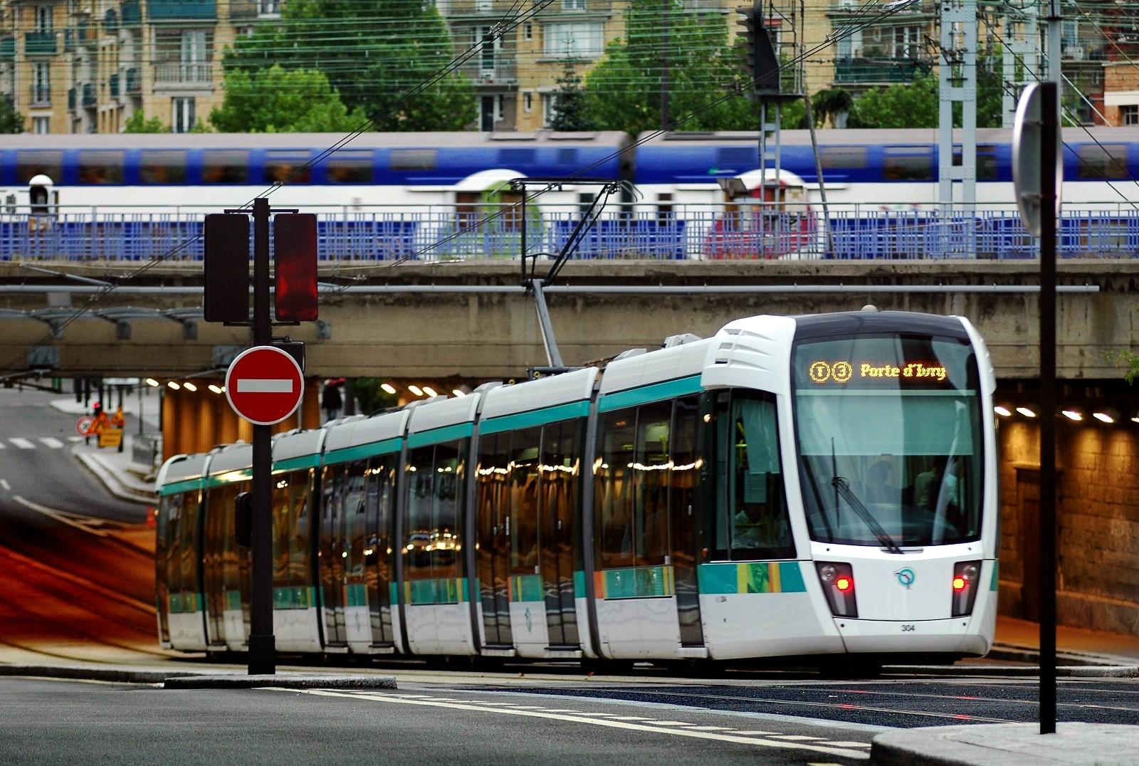 Билеты на транспорт в Париже