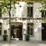 Апартаменты в отеле Le Narcisse Blanc