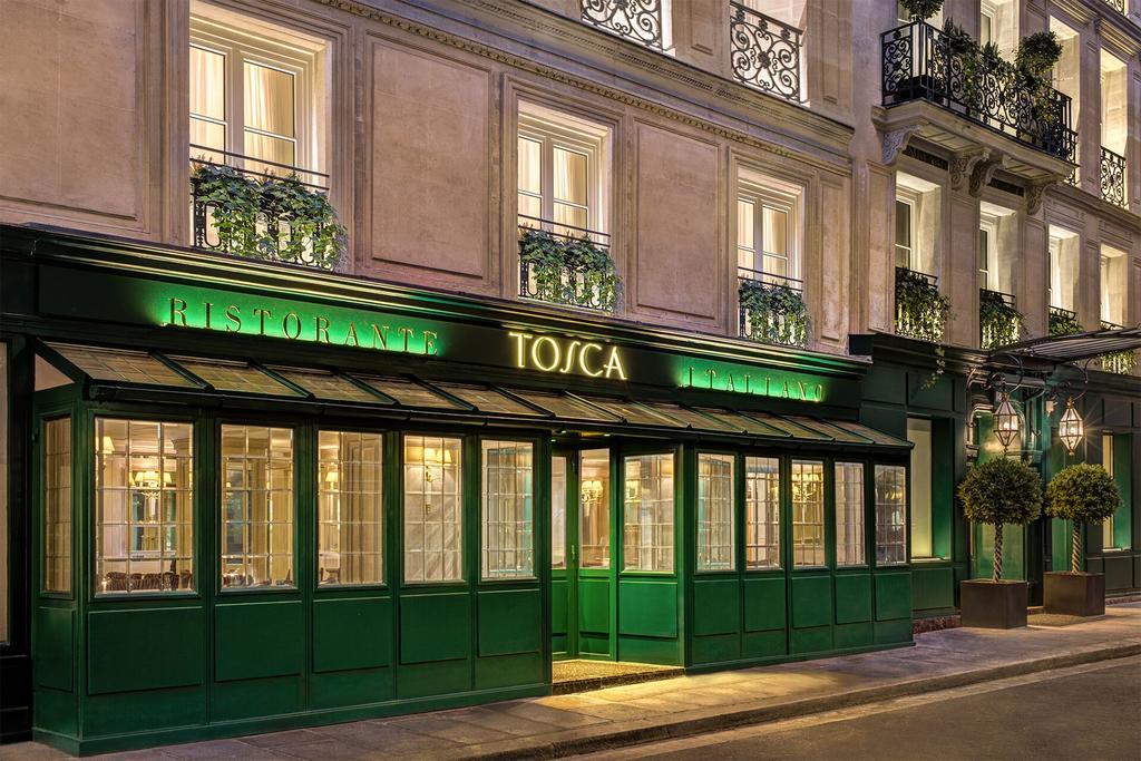 Апартаменты в отеле Four Seasons Paris George V