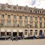 Апартаменты в отеле Ritz Paris