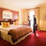 Отель Intercontinental Paris Le Grand