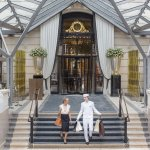 Отель The Peninsula Paris