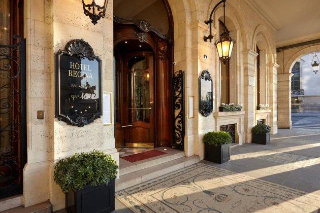 Отель Regina Louvre