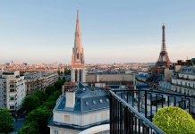 Отель Four Seasons Paris George V