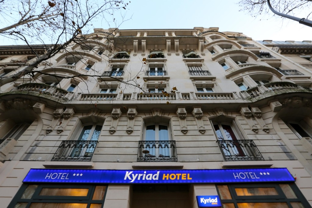 Отель Ibis Styles Paris Nation Porte De Montreuil