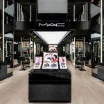 Магазин MAC в Париже