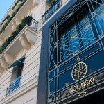 Апартаменты в отеле Nolinski Paris