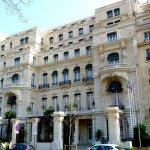 Апартаменты в отеле Shangri-La Paris