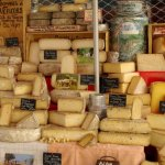 Сыр из Парижа в подарок