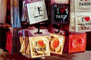 Подарок из Парижа другу