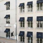 Апартаменты в отеле hotel le burgundy paris