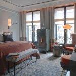 Отель Nolinski Paris в Париже