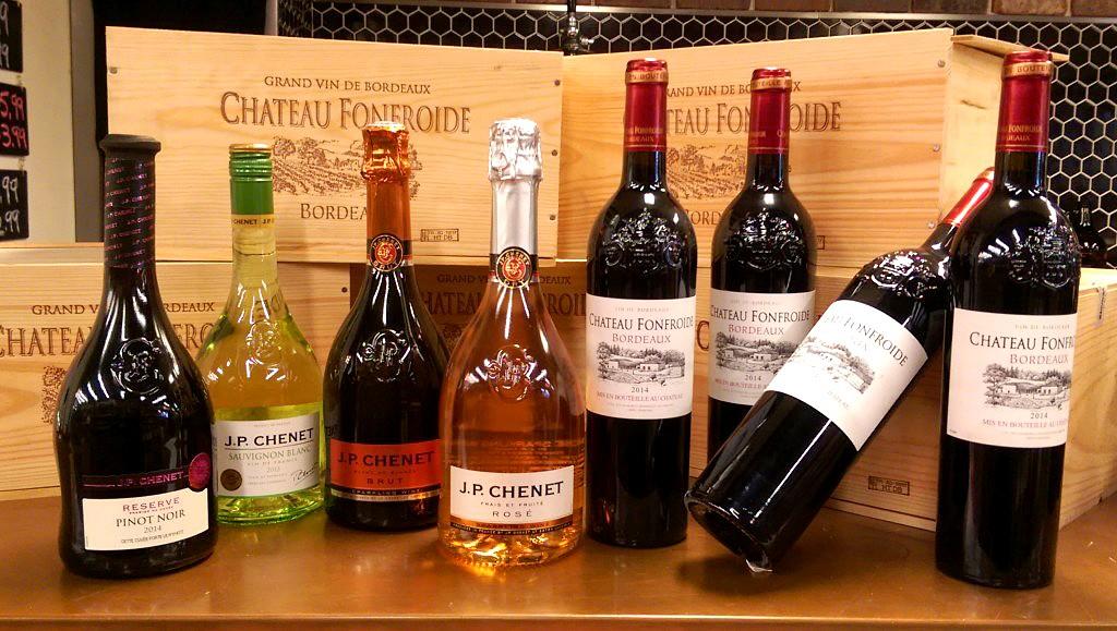 Вино J.P.CHENET