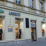 Lacoste в Париже