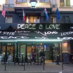 Peace & Lovе Paris
