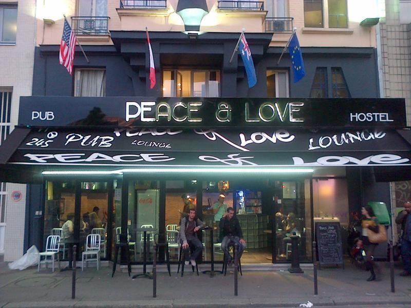 Лучшие хостелы в Париже