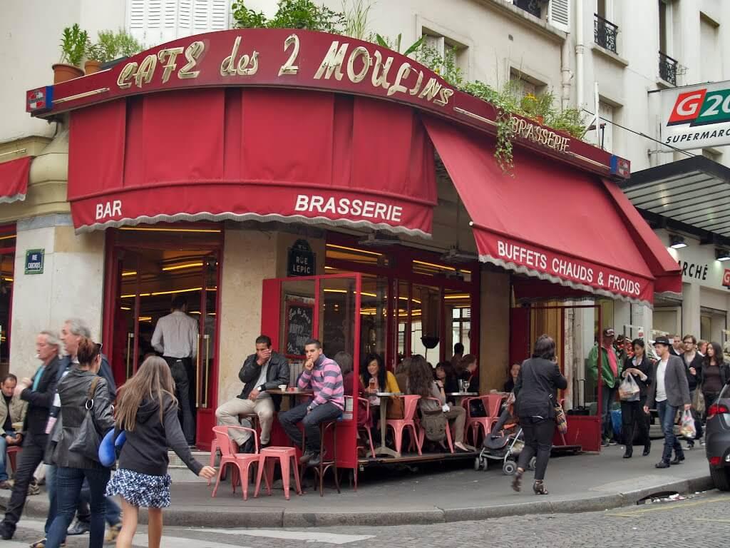 Где лучше покушать в Париже?