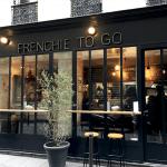 Ресторан Frenchie в Париже