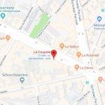 Ресторан La Coupole в Париже