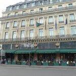 Ресторан Cafe de la Paix