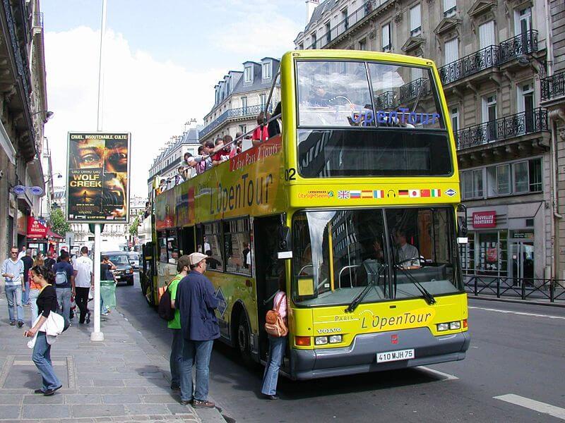 Современные экскурсии по Парижу