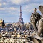 Обзор достопримечательностей Парижа