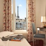 Проживание в Париже!