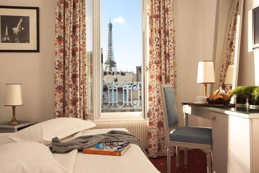 Планируем поездку в Париж!