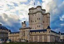 Замки и Дворцы Парижа