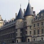 Замок Консьержери в Париже