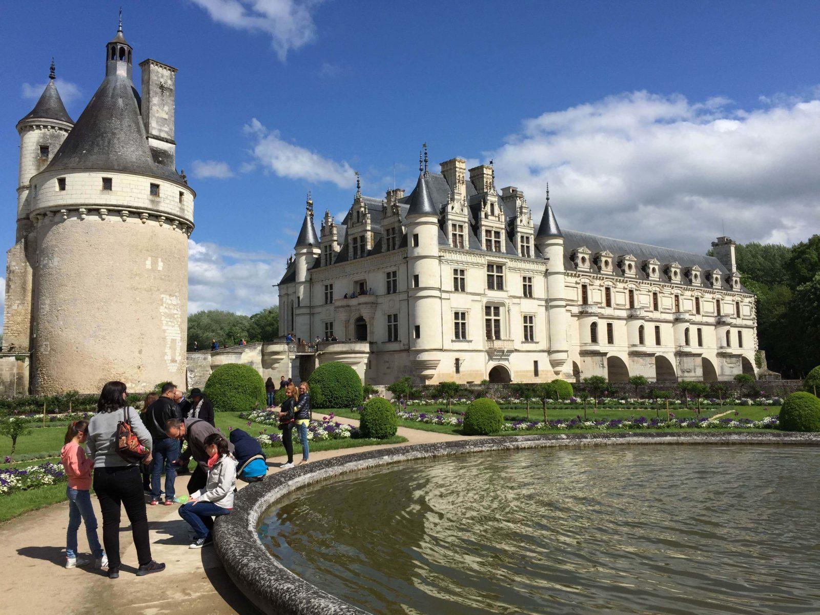 Экскурсии в замки Луары