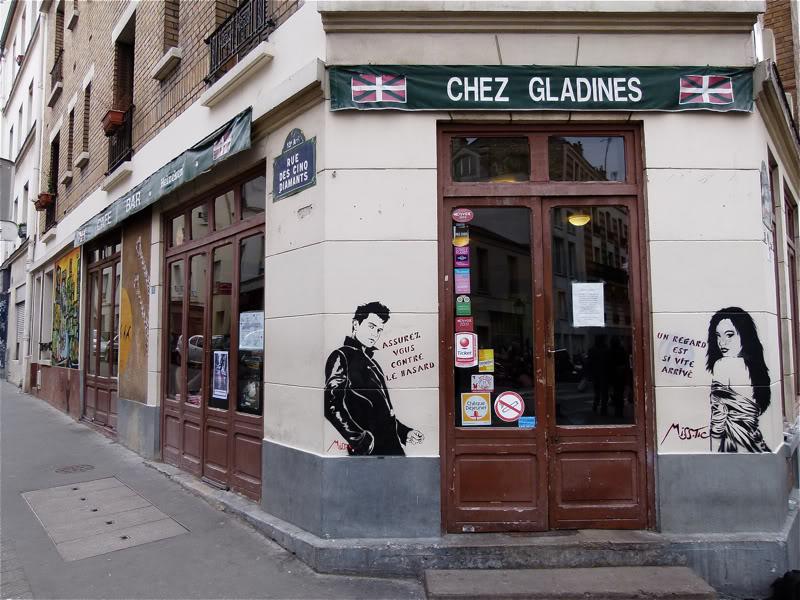 Бистро Chez Gladines