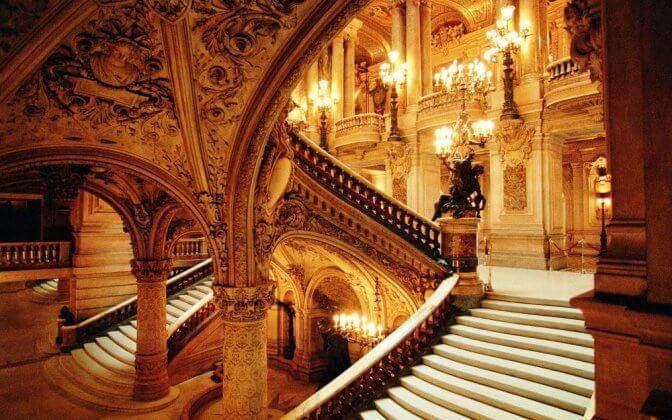 Опера Гарнье в Париже: об истории, красоте и экскурсиях
