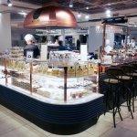L'Atelier Maison de la Truffe aux Galeries Lafayette Gourmet