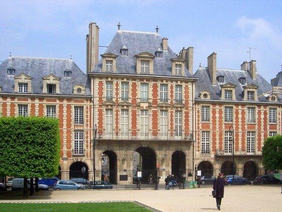 Дом Виктора Гюго (Maison de Victor Hugo)