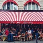 Бистро в Париже