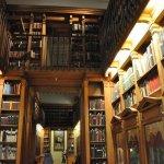 Библиотека в Опере Гарнье