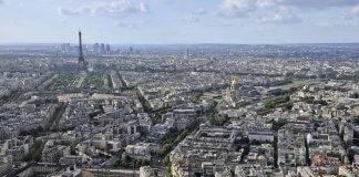 Все смотровые площадки Парижа
