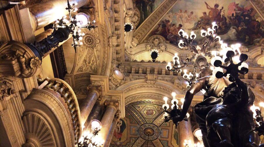 Билеты в Оперу Гарнье