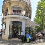 Boulangerie Bechu в Париже