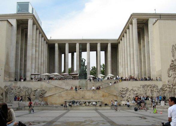 Музей современного искусства города Парижа (Musée d'Art Moderne de la Ville de Paris)