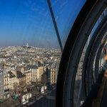 Вид с обзорной площадки Жоржа Помпиду
