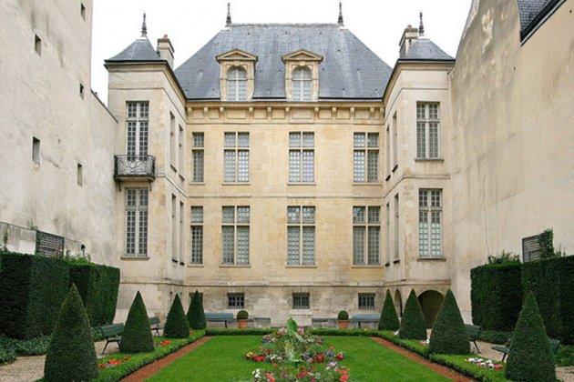 Музей Коньяк-Джей в Париже