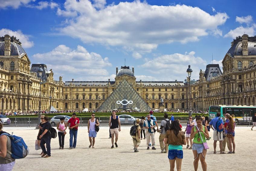 Экскурсия шедевры Лувра