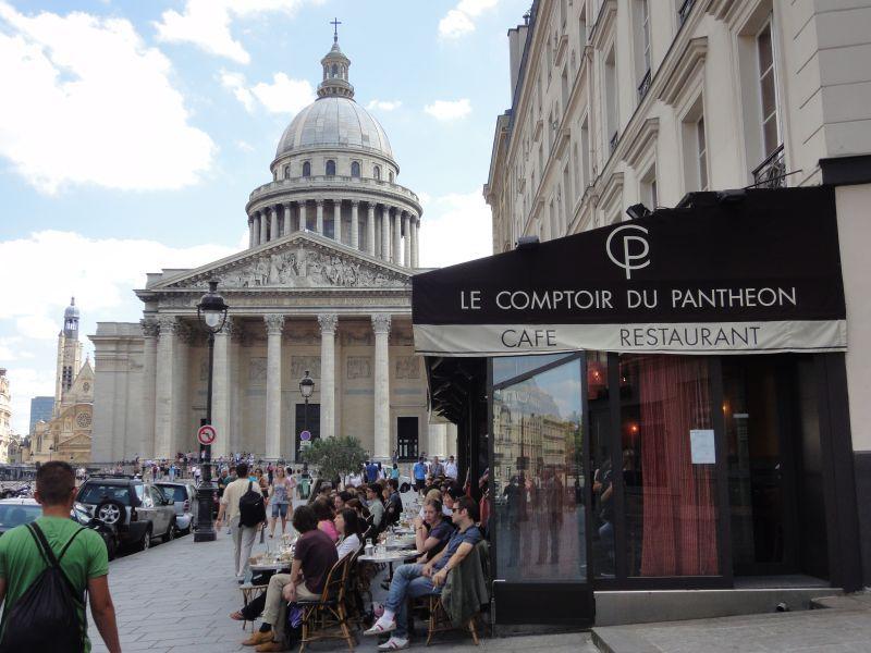 КафеLe Comptoir du Panthéon