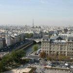 Смотровая площадка Собор Парижской Богоматери