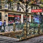 Скачать карту Парижа