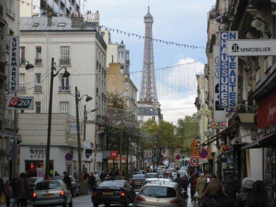Rue Saint-Charles